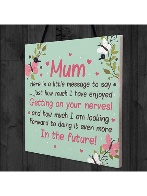 Funny Birthday Card For Mum Mothers Day Card Mum Gifts