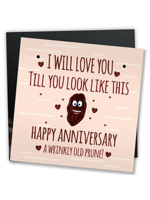 Funny Anniversary Gift For Her Gift For Him Husband Wife Gifts