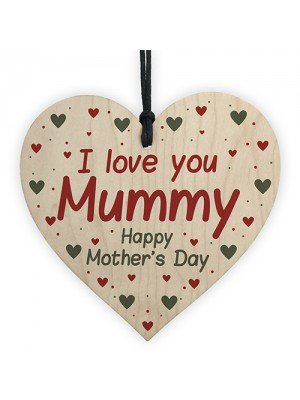 Love You Mummy Gift Mother's Day Gift Mother's Day Card Gifts