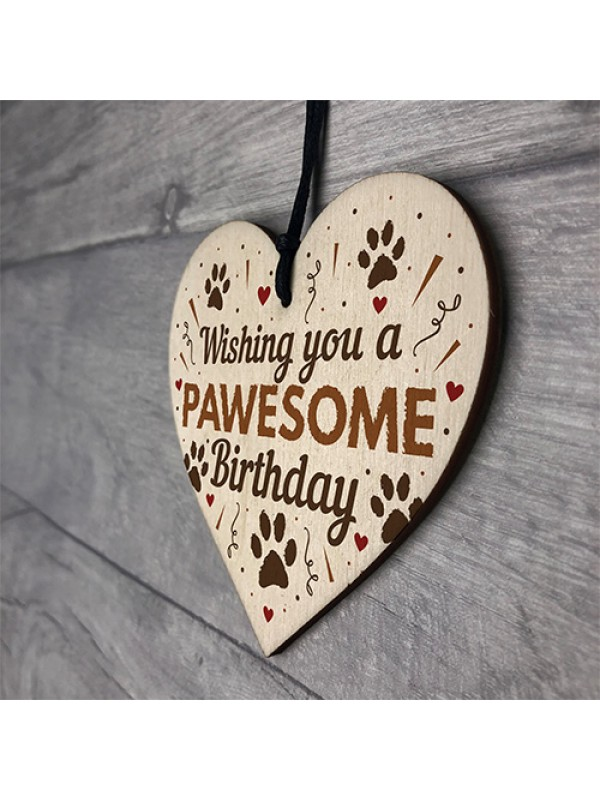 Funny Birthday Gift Card For Mum Dad Sister Brother From Dog Cat