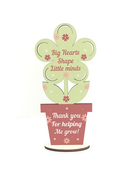 Teacher Gift Teaching Assistant Gift Nursery Teacher Gift Flower