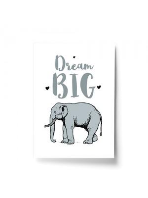 Safari Animal Nursery Prints / Baby Boy Girl / Nursery Wall Art