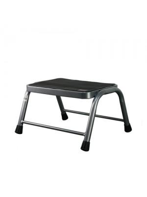 Single Caravan Step Steel Non Slip Motorhome Aid