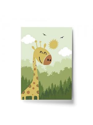 Animal Nursery Print For Boys Bedroom Baby Boy Nursery Wall Art