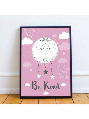 Nursery Decorations For Girl Fairy Tale Print Pink Nursery Art