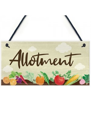 Allotment Sign For Garden Shed Sign Garden Sign Summer House