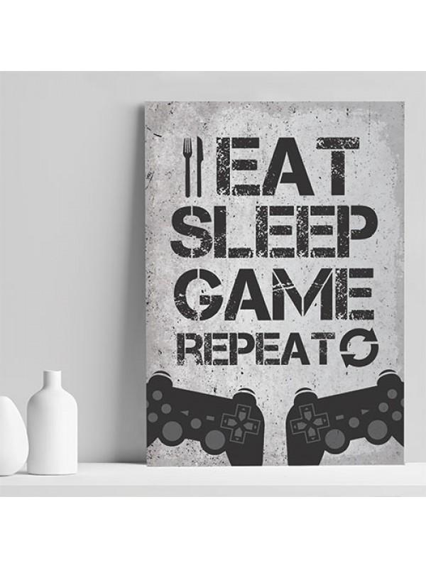 Gamer Bedroom Gaming Sign For Boys Bedroom / Man Cave Sign