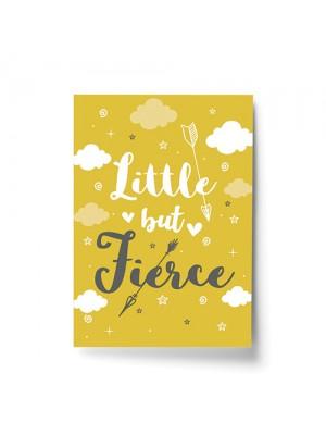 Cute Nursery Quote Print Nursery Print Girl Nursery Decor Girl