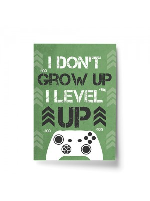 Funny Birthday Gift For Gamer Gaming Sign For Wall Boys Bedroom
