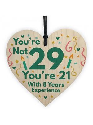 Funny Birthday Gift For Women Novelty 29th Birthday Gift For Men