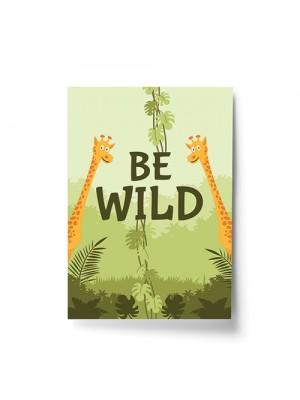Cute Animal Print For Nursery Boy Bedroom Wall Art Nursery Decor