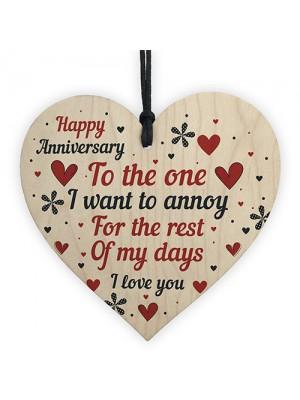 Funny Anniversary Gift For Boyfriend Girlfriend Husband Wife