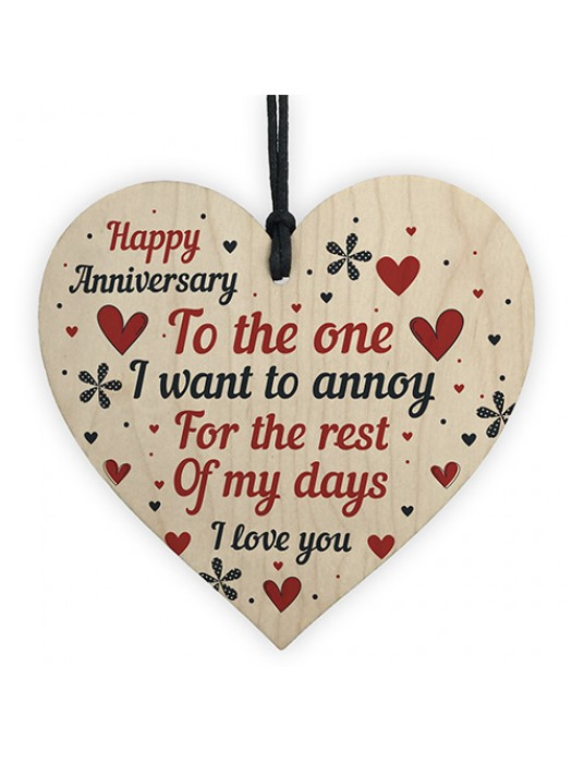 Funny Anniversary Gift For Boyfriend Girlfriend Husband Wife