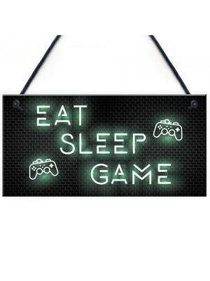 Gaming Gifts Eat Sleep Game Novelty Gamer Son Gifts Gaming Gift