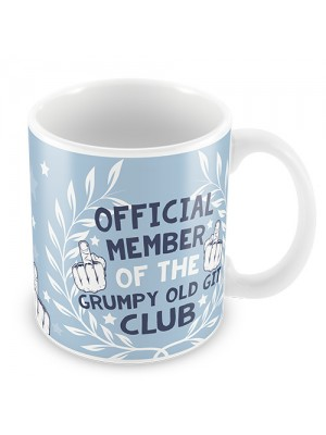 Grumpy Old Git Novelty Rude Mug Gift For Dad Grandad Uncle Funny