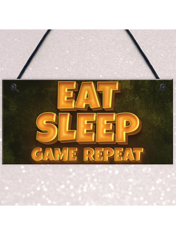 Gaming Sign Neon Sign Effect Retro Gaming Sign For Boys Bedroom