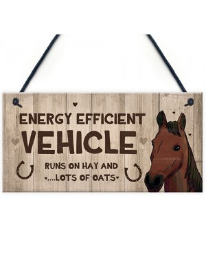 Horse Sign Funny Signs About Horses Stable Sign Birthday Xmas