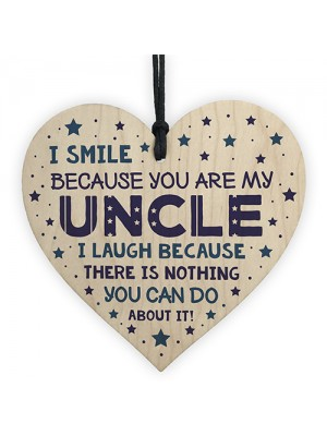 Novelty Uncle Gift For Birthday Christmas Funny Uncle Gift