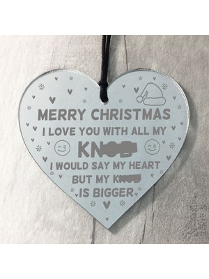 Rude Gift For Girlfriend Wife For Christmas Funny Relationship