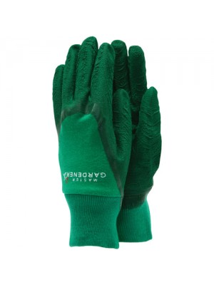 Town & Country Master Gardener Gloves - Large Mens Green