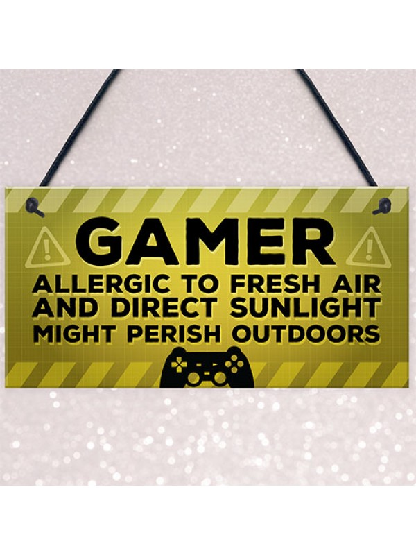 Funny Gaming Gifts Novelty Bedroom Accessories Brother Son