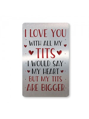 Funny Valentines Day Anniversary Gift For Him Her Husband Wife