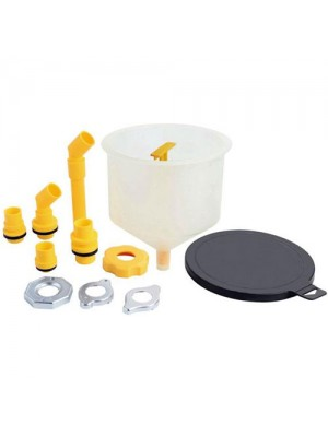 SPILL FREE NO SPILL COOLING SYSTEM FILLING FUNNEL KIT