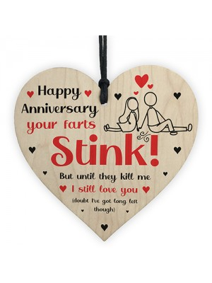 Funny Happy Anniversary Gift For Boyfriend Girlfriend Husband