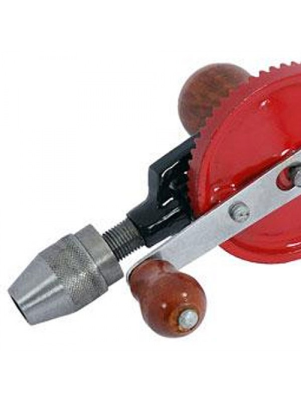 1/4 Double Pinion Hand Drill