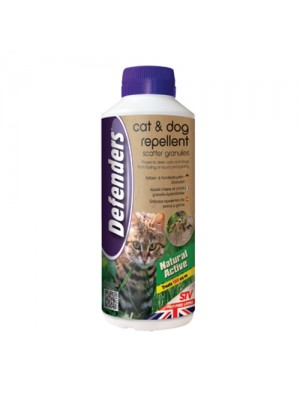 Feline Canine Dog Cat Repellant Scatter Granules Deter 450g
