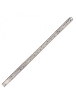 Steel Rule Ruler Measure Tools New 600mm