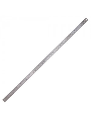 Steel Rule Ruler Measure Tools New 900mm