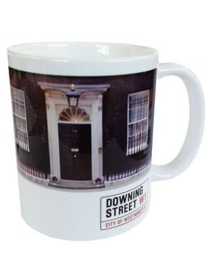 Freelogix Number 10 Downing Street Prime Minister Mug