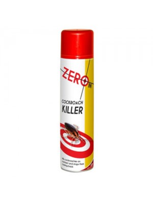 Ant & Crawling Insect Killer 300ml Poison Spray Repellant Can