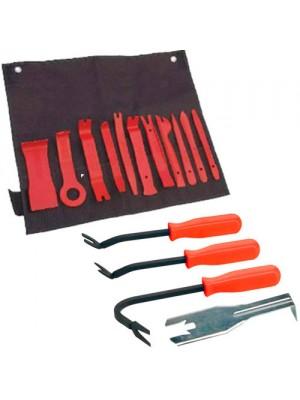 15 Piece Car Trim Door Panel Upholstery Removal Tool Set Kit