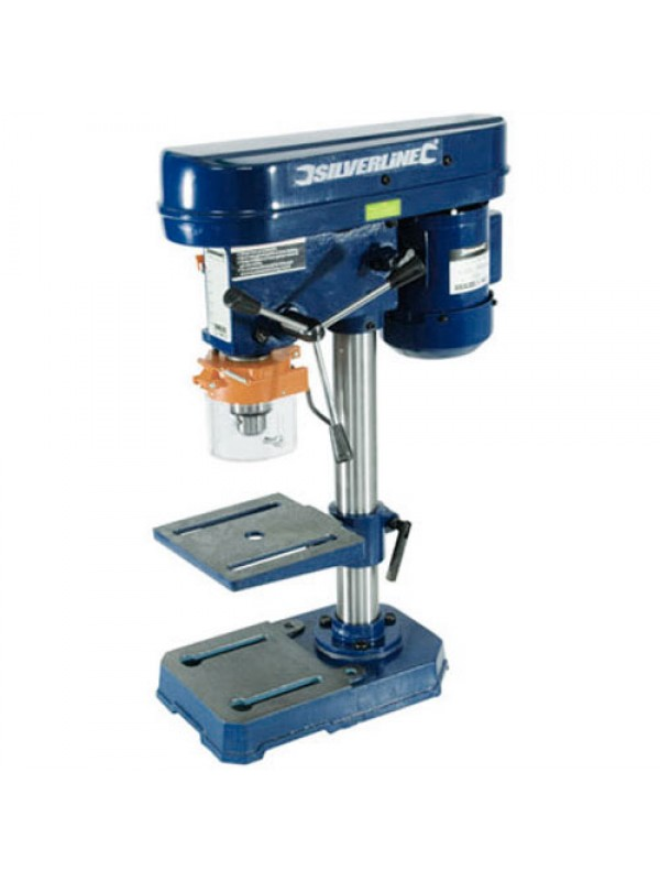 Rotary Action Bench Drill Press Machine + Quick Release Vice