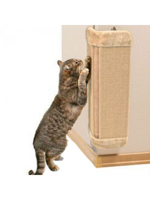 Cat/Kitten Sisal Corner Scratching Board Wall Scratching Post