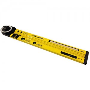 Multi Function Ruler Angle Finder Spirit Level 500mm / 20inch