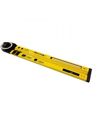 Multi Function Ruler Angle Finder Spirit Level 500mm / 20inch