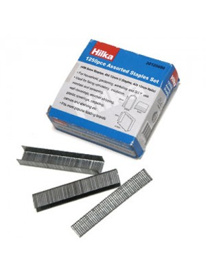 Assorted Staple Pack 1250 Staples Assortment