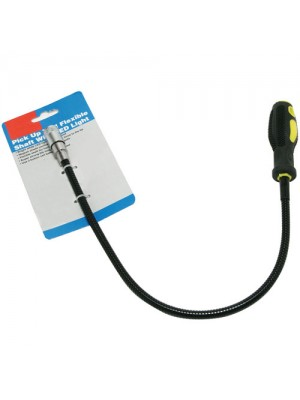 Flexible Magnetic Pick Up Tool With LED Light And Strong Magnet