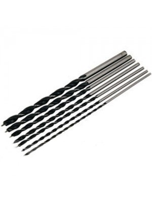 Brand New 7 Piece Extra Long Wood Drill Set Metric 300mm Long