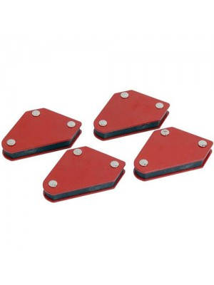4 Pack Welding Holder Magnets Welder Metal Sheet Working Tools