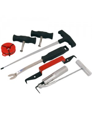 Windshield & Windscreen Removal Tool Set Kit for Bonded Screens