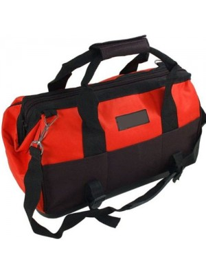 16 inch Hard Bottom Toolbag Heavy Duty Tool Case Tool Bag