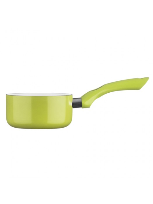 Ecocook Non Stick Saucepan 14cm Lime Without Lid