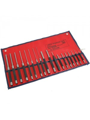 Parallel Punch Set 8in, 6in, 4in Length Automatic Centre Punch