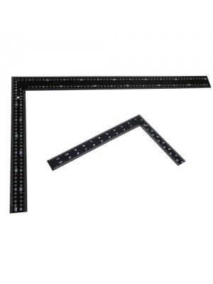 12 and 24 Inch Roofing Square Set Right Angle Builders Steel