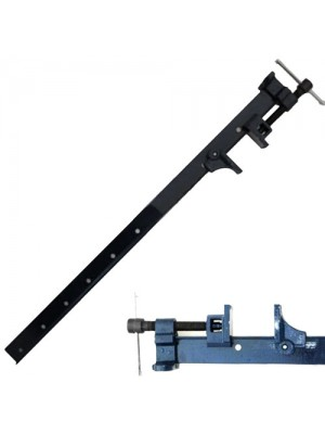 Sash Clamp Cast Iron Heavy Duty T-Bar 4Ft (1200mm) Wood or Metal
