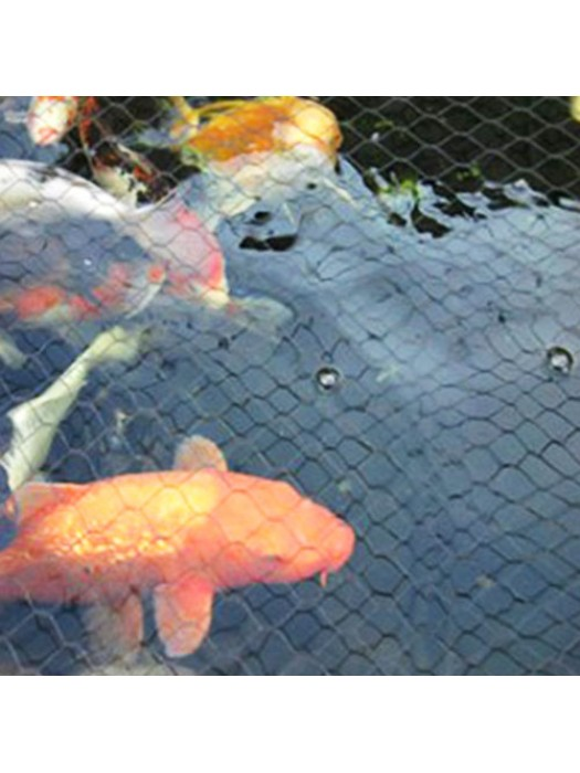 Pond Cover Net Garden Koi Fish Pond Netting Protector 100 x 8m